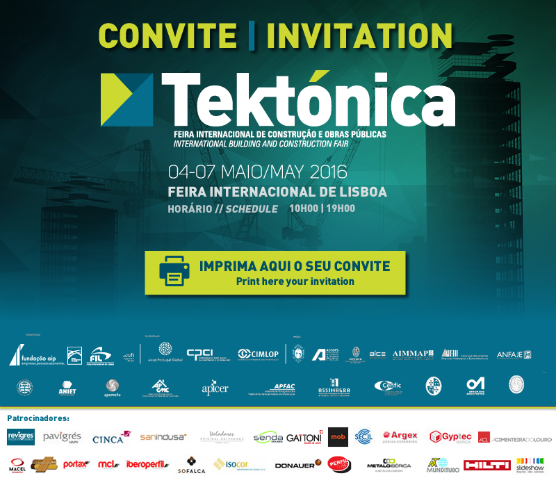 Invitation Tektonica