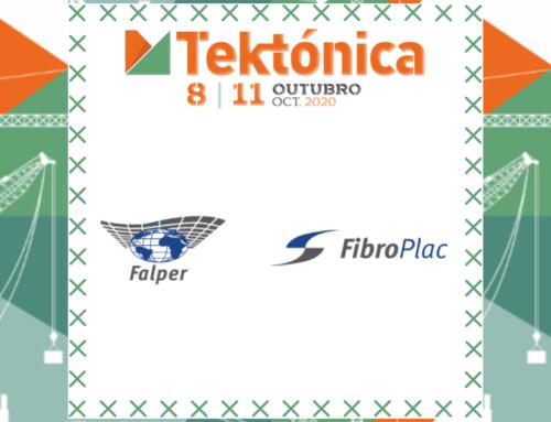 Falper&Fibroplac presentes na Tektónica 2020