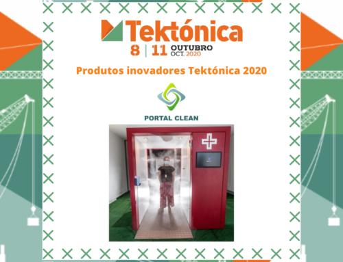 Produtos Inovadores na Tektónica 2020 – Portal Clean
