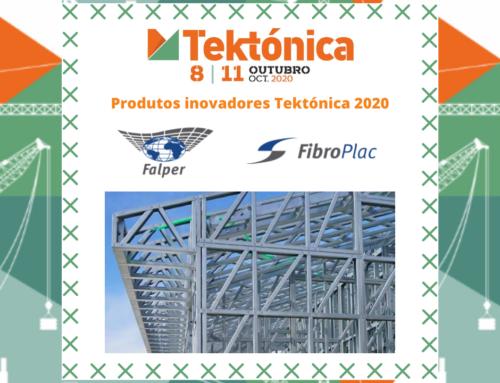 Produtos Inovadores na Tektónica 2020 – Falper