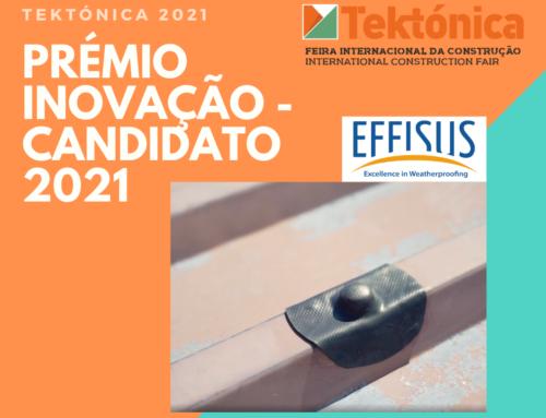 Candidato a Prémio Inovação Tektónica 2021 – Effisus com Effisus Bolt Protect