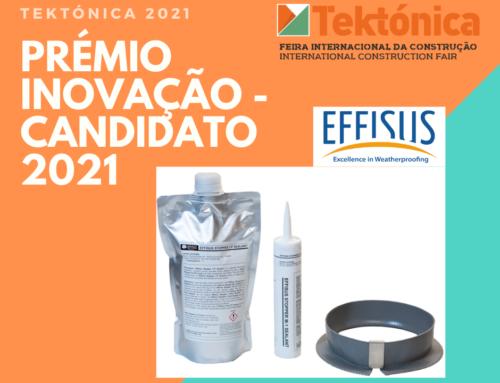 Candidato a Prémio Inovação Tektónica 2021 – Effisus com Effisus Stopper