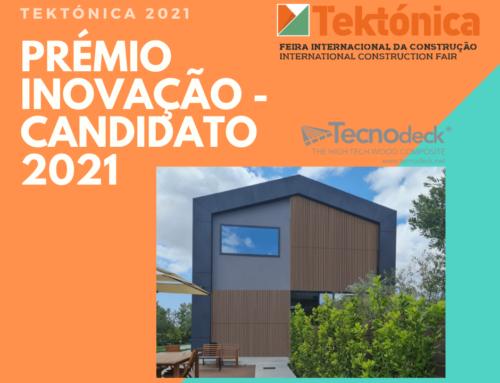 Candidato a Prémio Inovação Tektónica 2021 – Tecnodeck